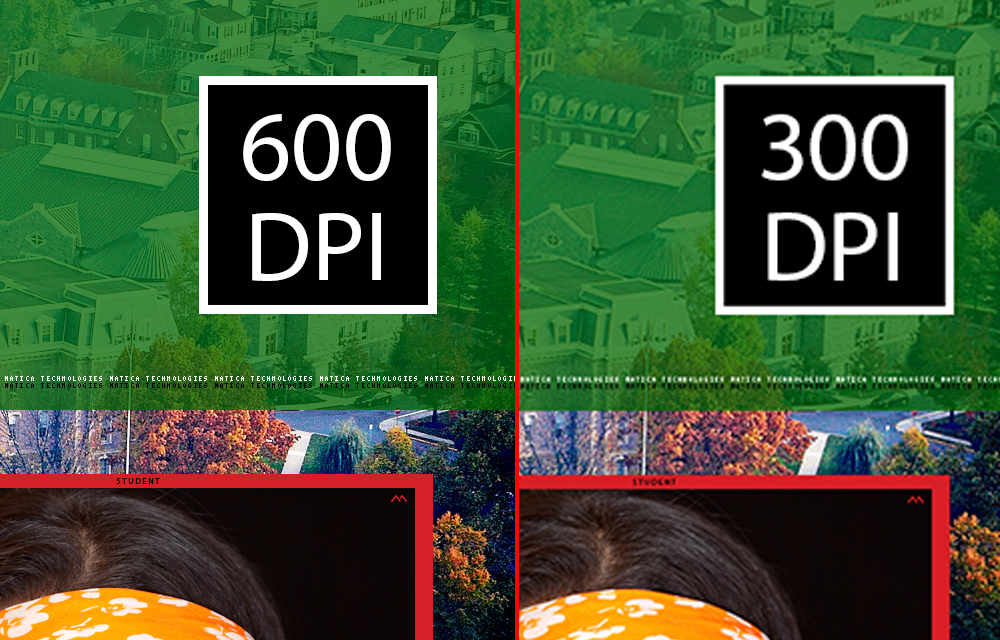 600dpi vs 300dpi Sample 1